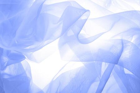 Photo pour silk textured cloth background, closeup - image libre de droit