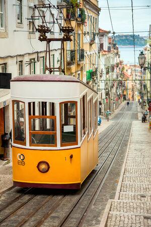 Yellow Historic Lisbon
