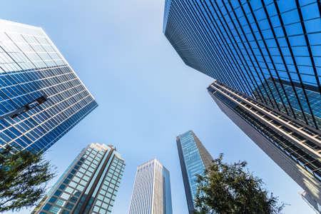 Foto de Building group - Imagen libre de derechos