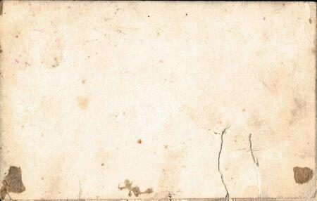 Photo pour texture old yellow dirty paper - image libre de droit