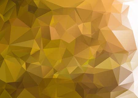 Ilustración de Abstract green background polygon - Imagen libre de derechos