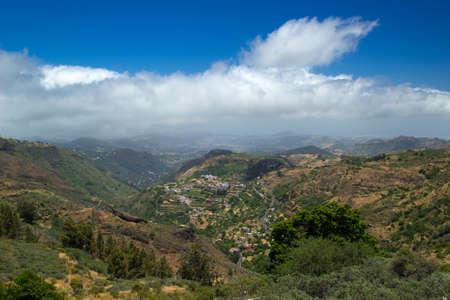Inland Central Gran Canaria, Barranco de Las Lagunetas