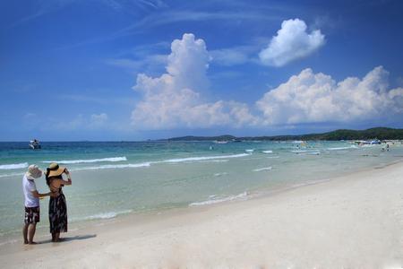 Photo pour Beautiful Koh Samet island Rayong province Thailand - image libre de droit
