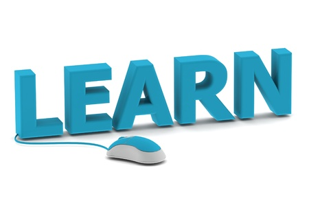 Learn and computer mouse