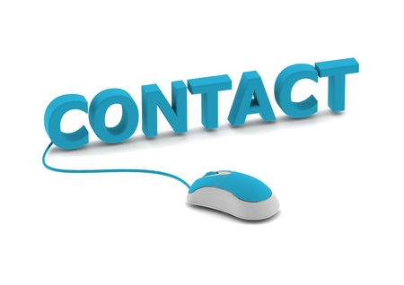 Contact and computer mouse