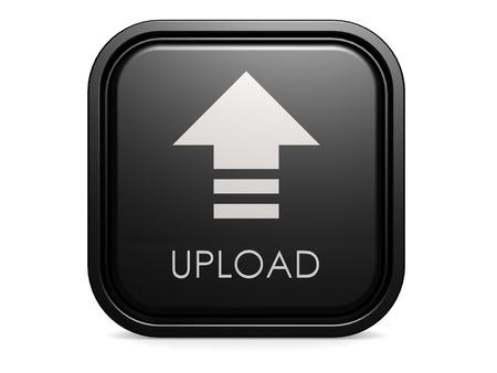 Black square upload