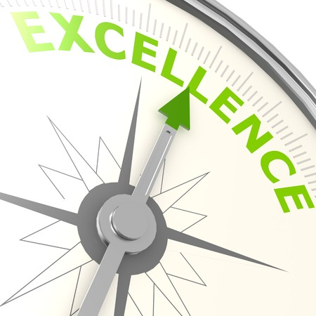 Excellence compass