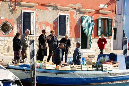 Burano, Venice Fishermen