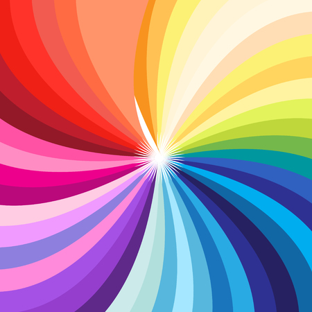 Vector background bright multicolored palette of all colors