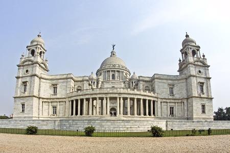Memorial of Queen Victoria in Calcutta
