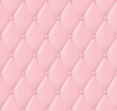 Illustration pour abstract pink upholstery background. - image libre de droit