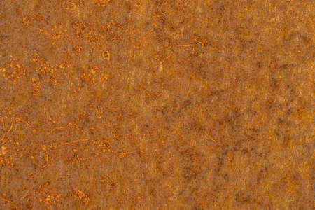 Photo pour Rust Corroded Eroded Metal Texture - image libre de droit