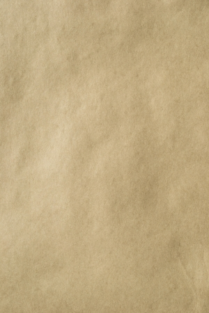Old smooth brown kraft paper background