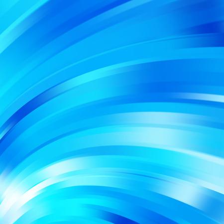 Illustration pour Colorful smooth light lines background. Vector illustration - image libre de droit