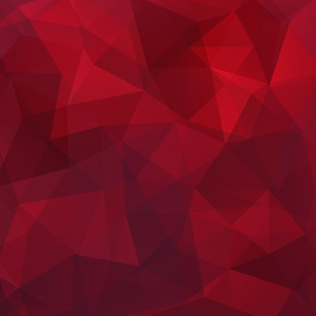 Illustration pour Geometric pattern, polygon triangles vector background in ???? and ???? tones. Illustration pattern - image libre de droit