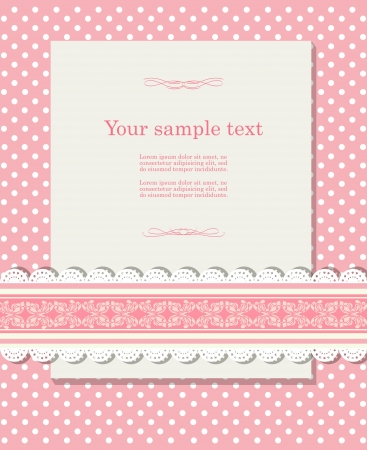 Vintage red background for invitation, backdrop, card, new year brochure, banner, border, wallpaper, template, texture vector eps 10