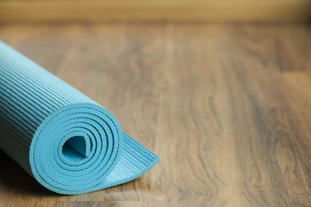 Photo for yoga mat - Royalty Free Image