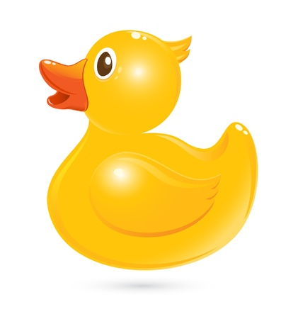Classical rubber duck