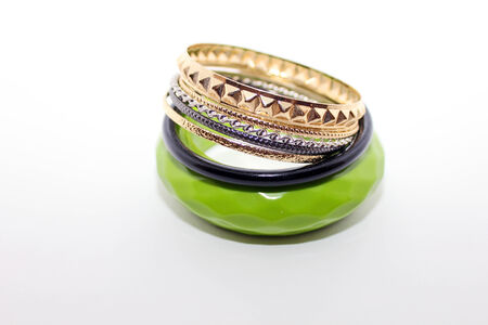 Different bracelets