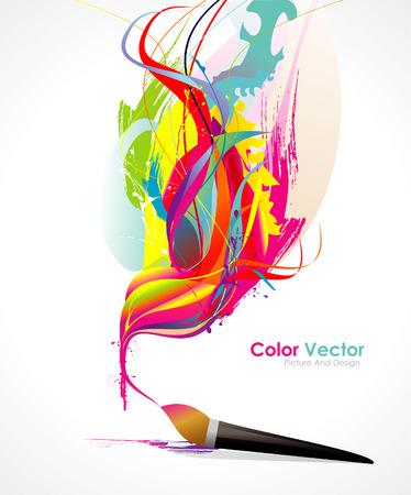 paint illustration