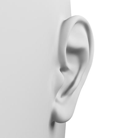 3d ear