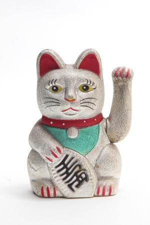 Maneki Neko Japanese lucky cat