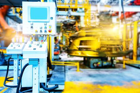 Automobile production Industrial