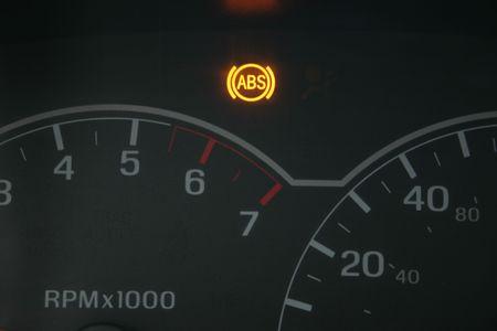 Antilock Brake Warning Light