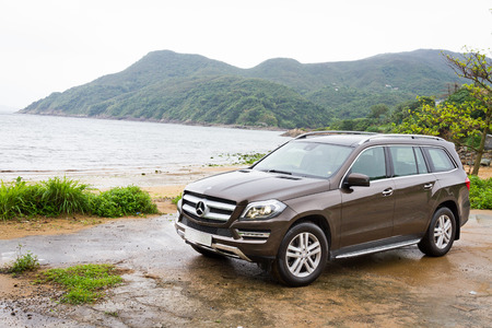 Mercedes-Benz GL-Class Off Road Car