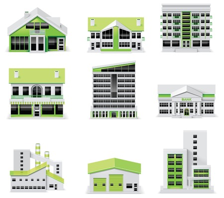 city map creation kit (DIY). Part 1. Buildings