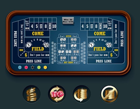 craps table layout (big)