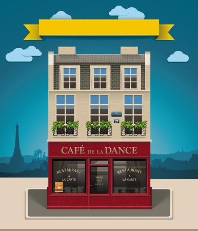 European cafe XXL icon
