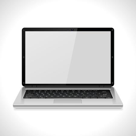 Vector laptop icon