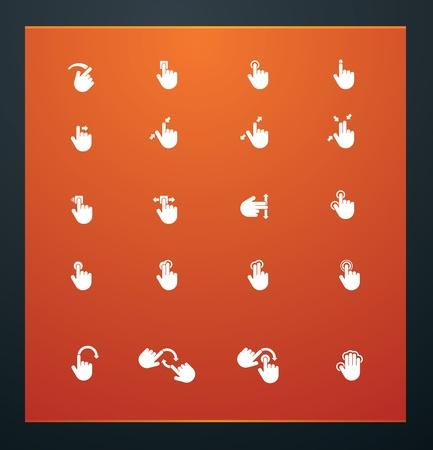 Universal glyphs 17. Phone symbols 6