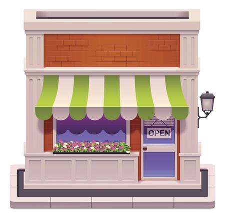 small shop icon