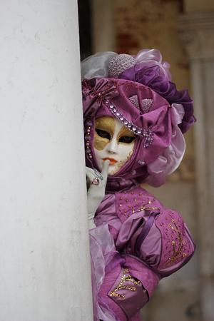 Foto per Maschera Veneziana - Immagine Royalty Free