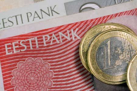 Estonian crowns will turn into Euro