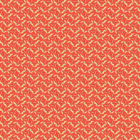 Photo pour Seamless Repeatable Abstract Geometric Pattern - image libre de droit