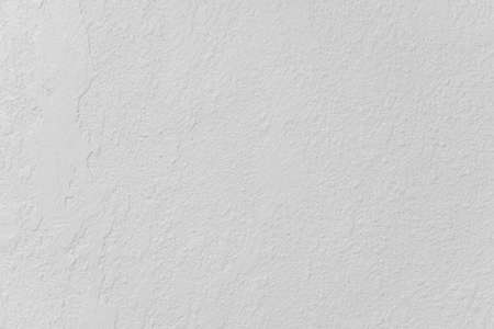 Foto de White concrete texture wall dirty background. old dirty grunge cement wall background. - Imagen libre de derechos