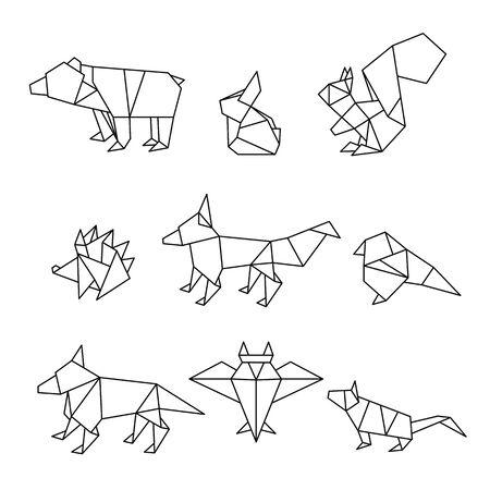 Easy Origami – Rabbit | Easy origami animals, Origami easy, Kids ... | 450x450