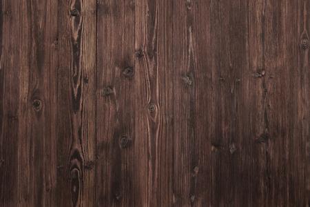 Photo pour Beautiful Wood Background, Dark Brown and Aged Surface Nature Texture. - image libre de droit