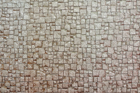 Texture Background of Brown brick wall