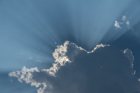 Dark blue Clouds