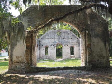 St Helena Church RuinsII