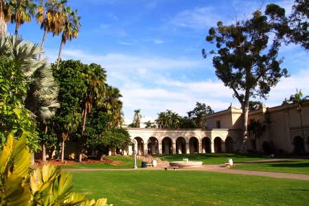 Balboa Park, San Diego, CA