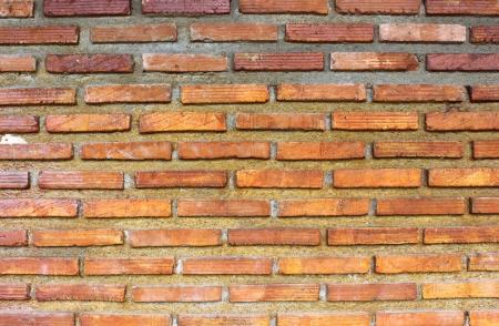 Stone brick wall old brick