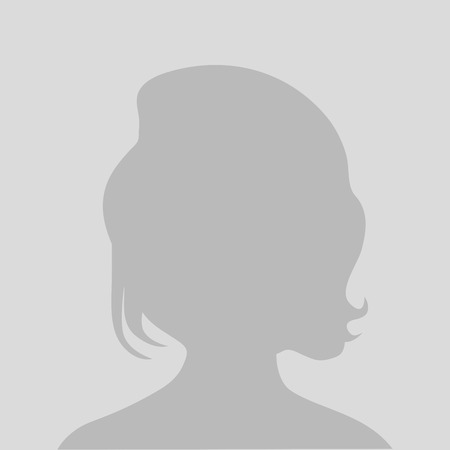 Default avatar profile icon. Grey photo placeholder, illustrations vectors