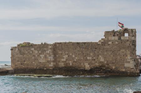Foto de Byblos - Lebanon, byblos fortress, photo of tourist spot in the country. - Imagen libre de derechos
