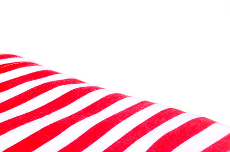Photo for White red pattern as background. - Royalty Free Image