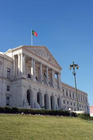 Portuguese National Assembly, Lisbon, Portugal